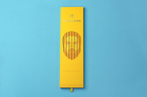 Image of The Bold Studio Grigory Perelman Pencils