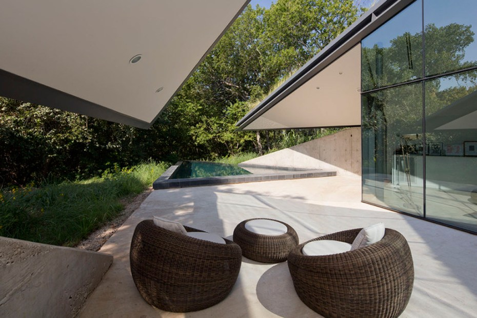 Image of The Edgeland House by Bercy Chen Architecture