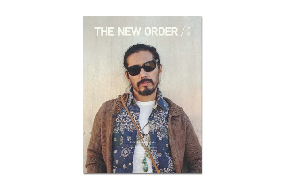 Image of THE NEW ORDER Vol. 8 featuring Hiroki Nakamura