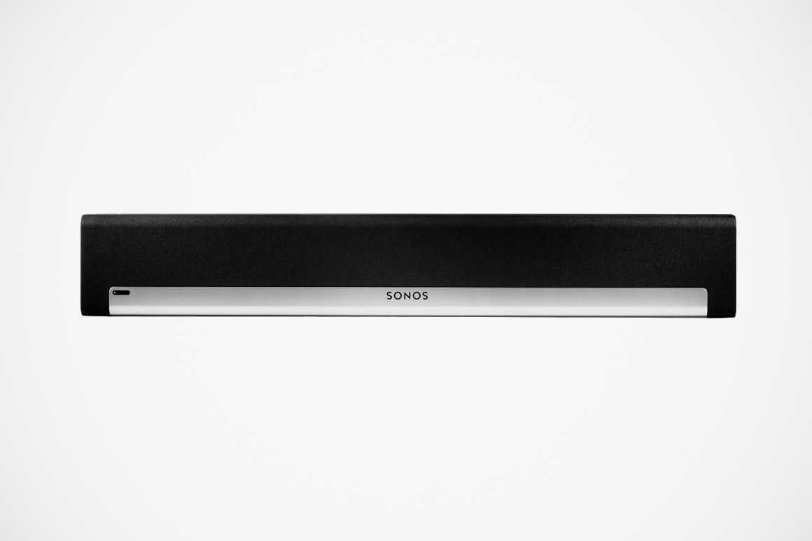 Image of The Sonos PLAYBAR