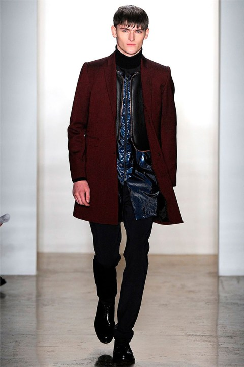 Image of Tim Coppens 2013 Fall/Winter Collection