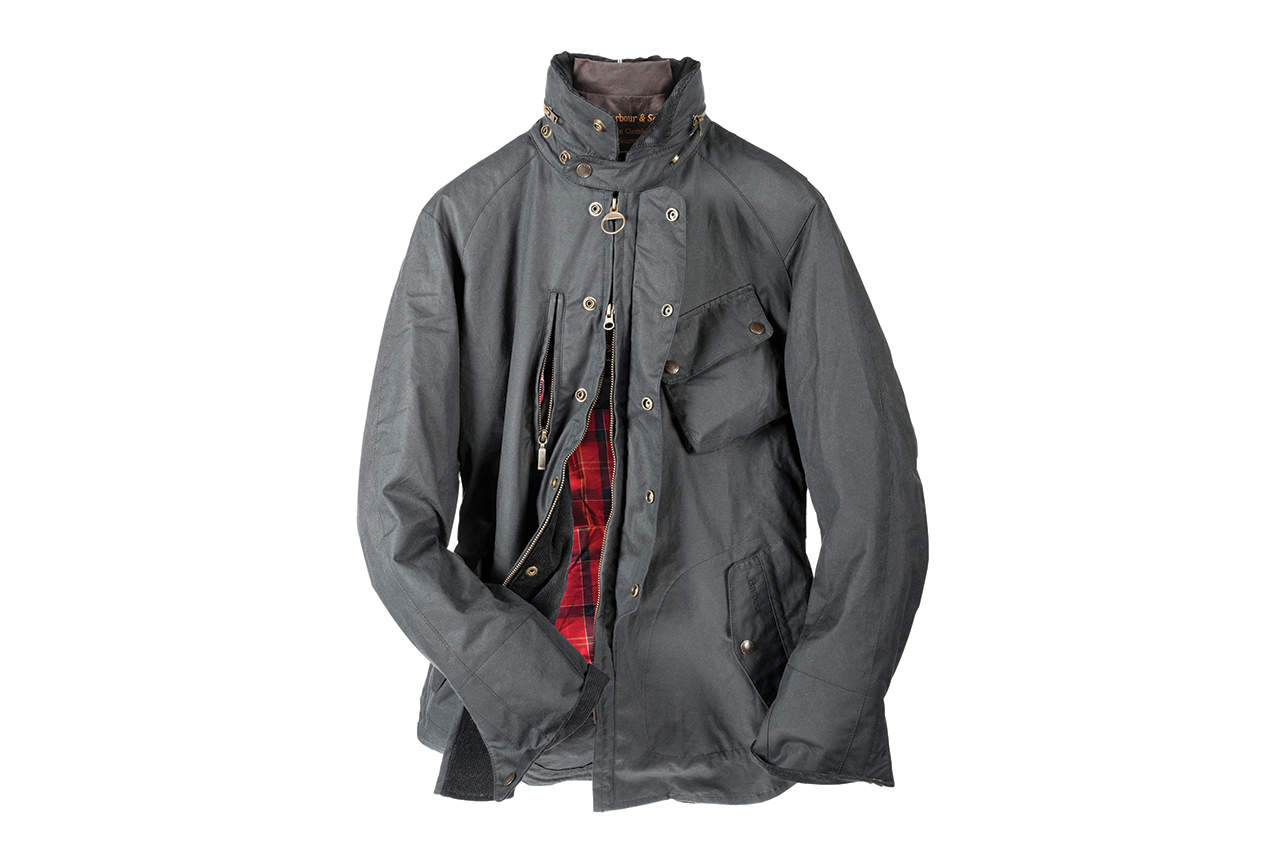 Image of ToKiTo x Barbour 2013 Spring/Summer Collection