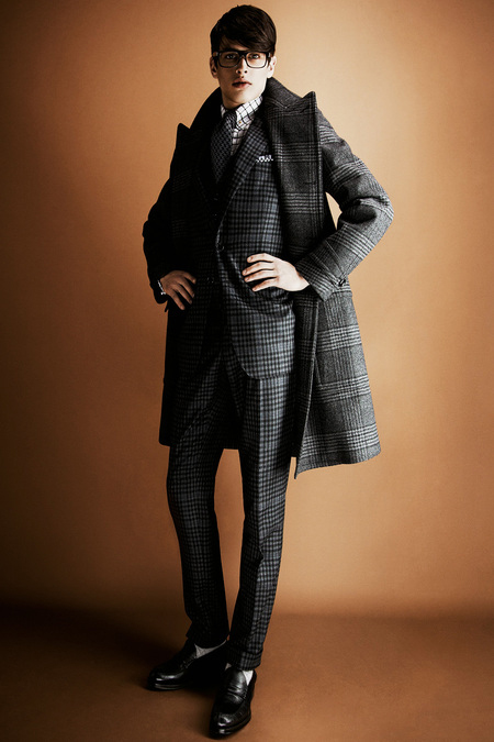 Image of Tom Ford 2013 Fall Collection
