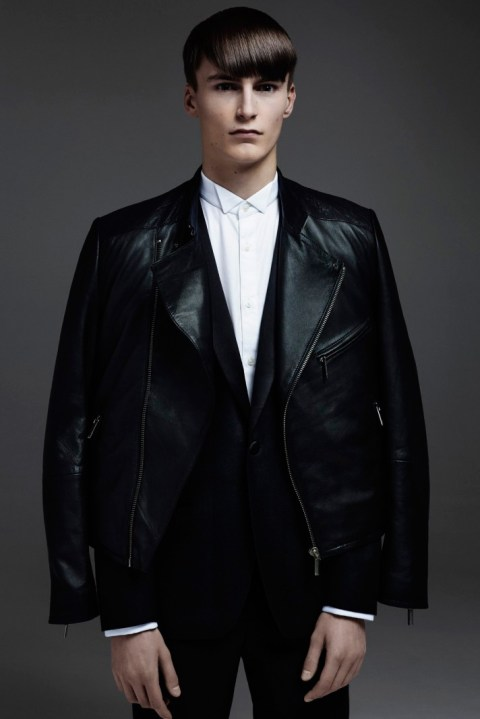 "Image of TOPMAN 2013 ""LUX"" Collection"