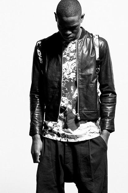 Image of Tourne de Transmission 2013 Fall/Winter Lookbook