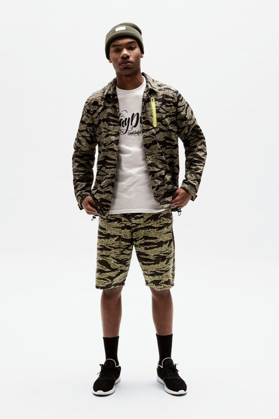 "Image of Undefeated 2013 Spring ""Bad Sports"" Lookbook"