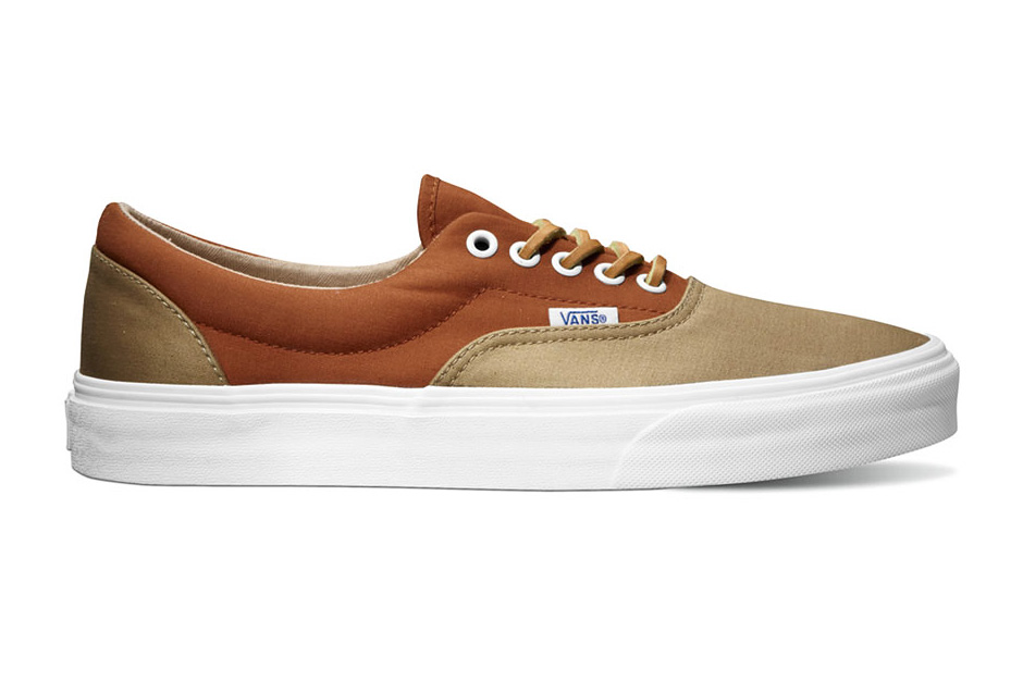 Image of Vans California 2013 Spring Brushed Twill Collection