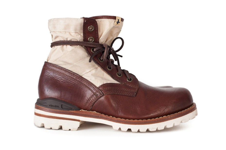 Image of visvim 7-HOLE &#039;73-FOLK BOOT