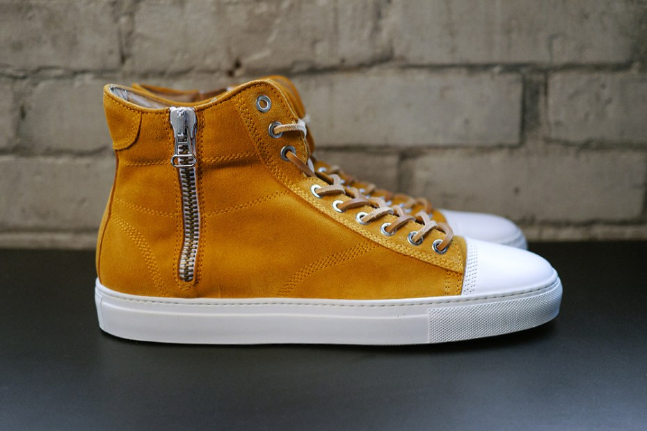 Image of wings + horns S/S 2013 Hi-Top Sneakers