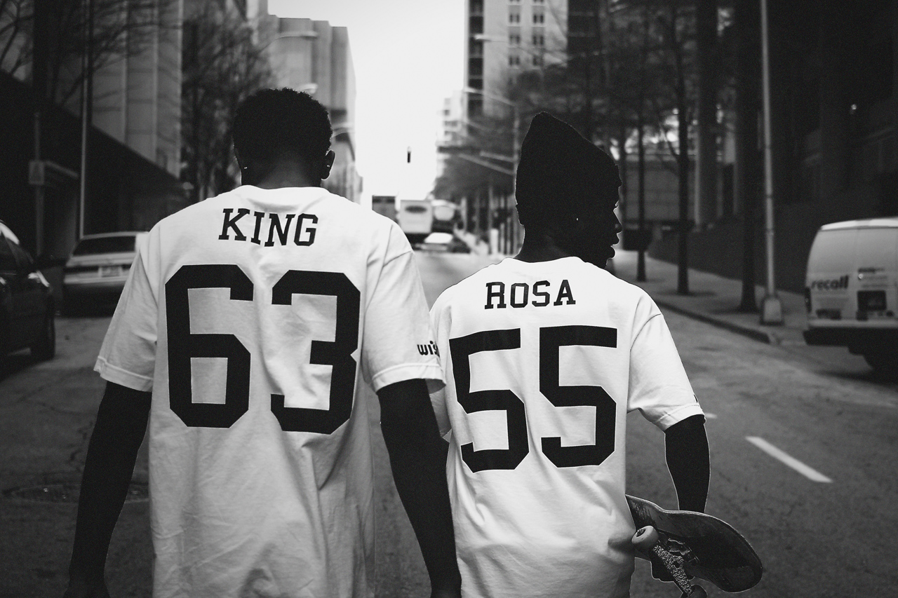 "Image of Wish 2013 Spring Black History Month ""Key Players"" Lookbook"
