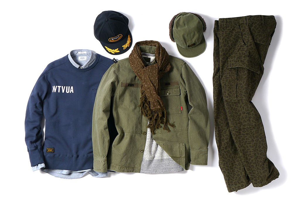 Image of WTAPS 2013 February Releases