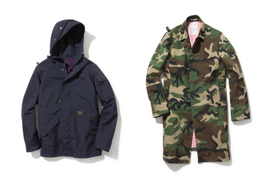 Image of WTAPS 2013 Spring/Summer Outerwear