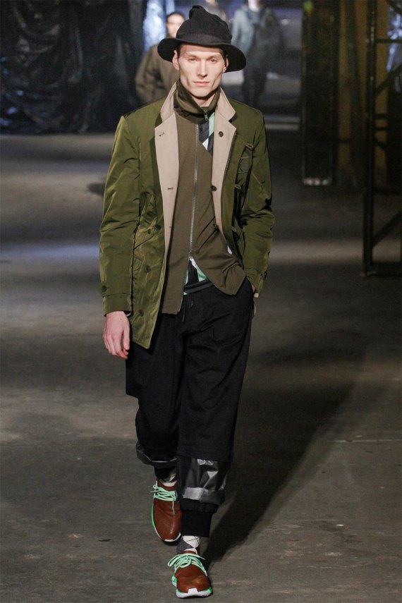 Image of Y-3 2013 Fall/Winter Collection