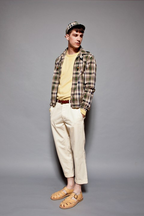 Image of YMC 2013 Spring/Summer Lookbook