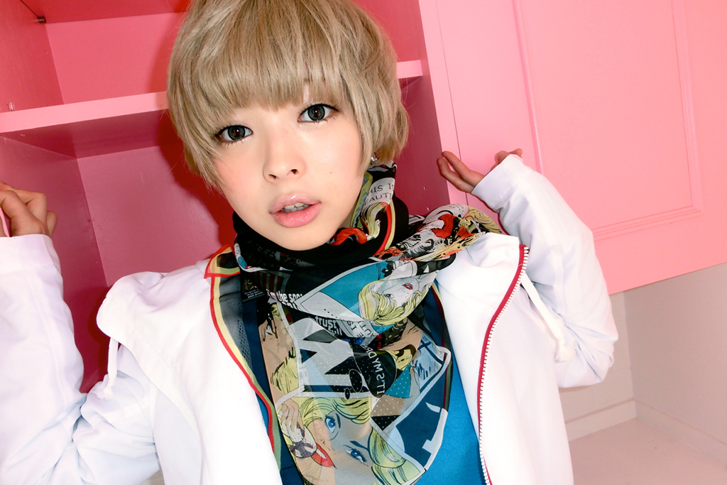 Image of YONE'S GIRLS: Moga x Nemu of Dempagumi.inc