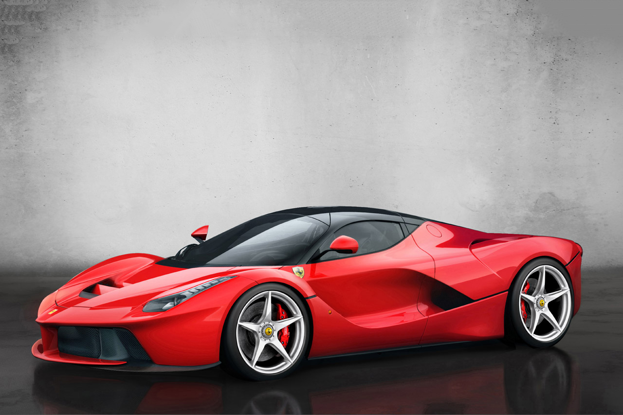 Image of 2013 LaFerrari Officially Revealed