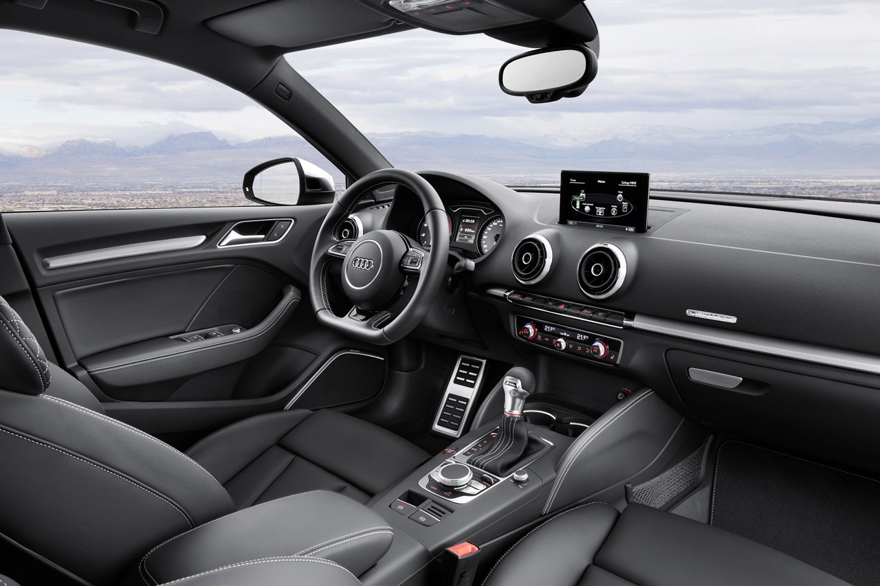 Image of 2015 Audi S3 Sedan