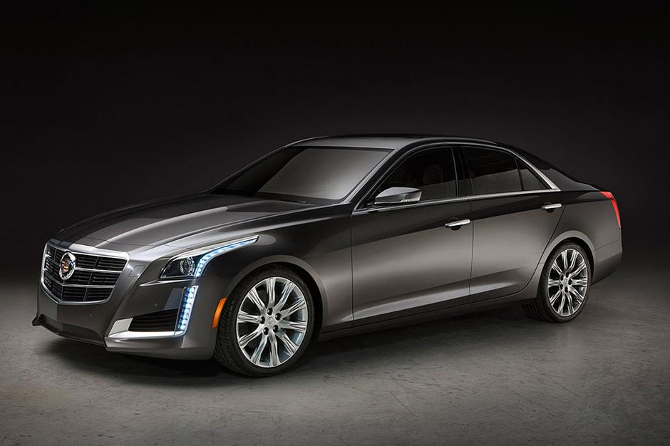 Image of 2014 Cadillac CTS