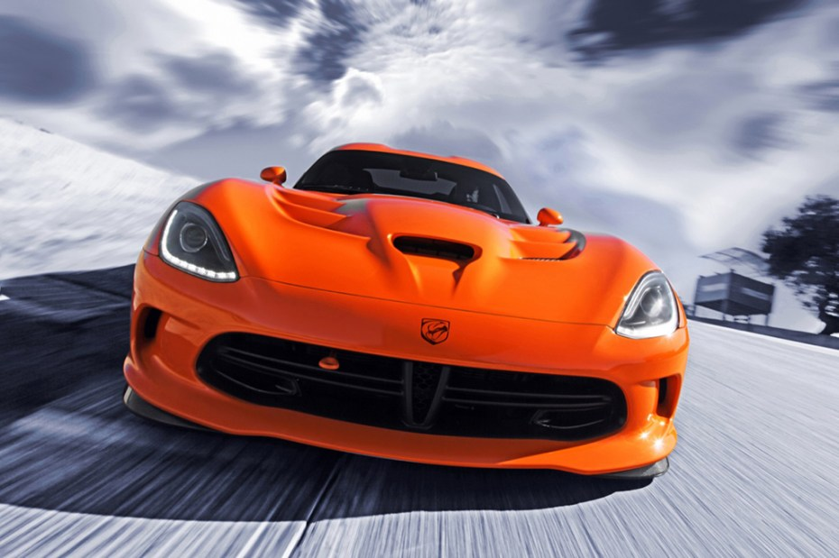 Image of 2014 SRT Viper TA