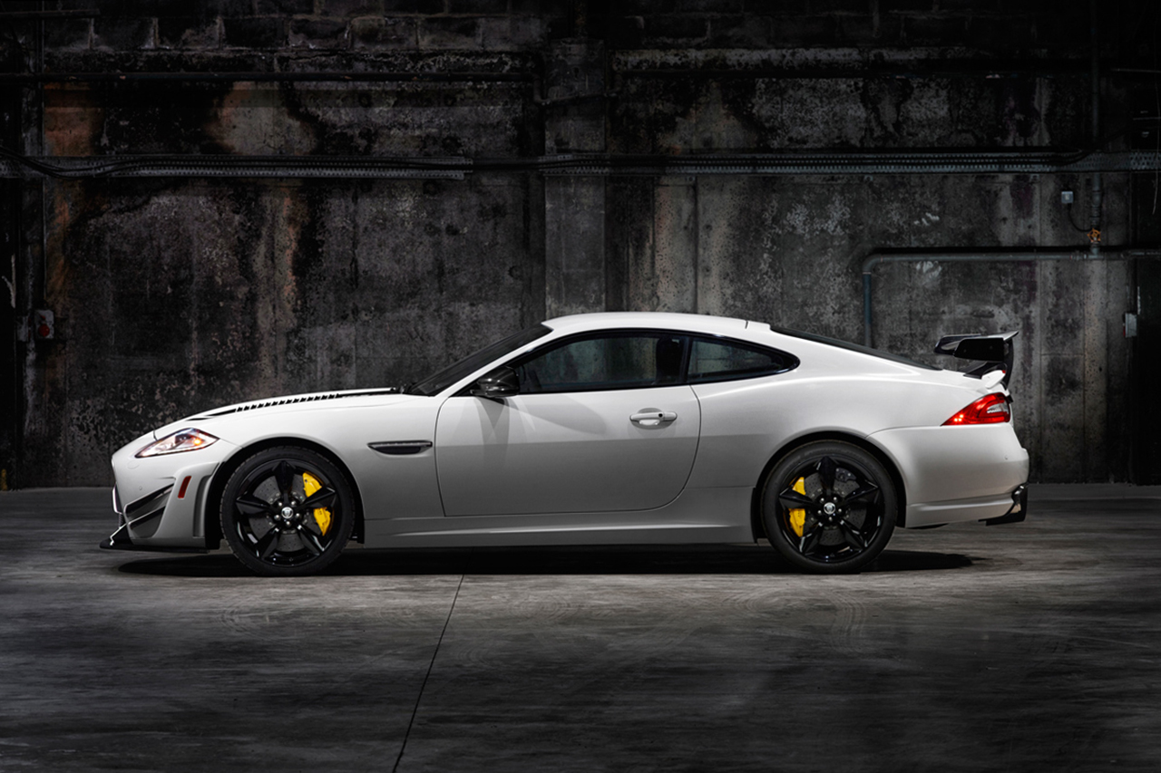 Image of 2014 Jaguar XKR-S GT
