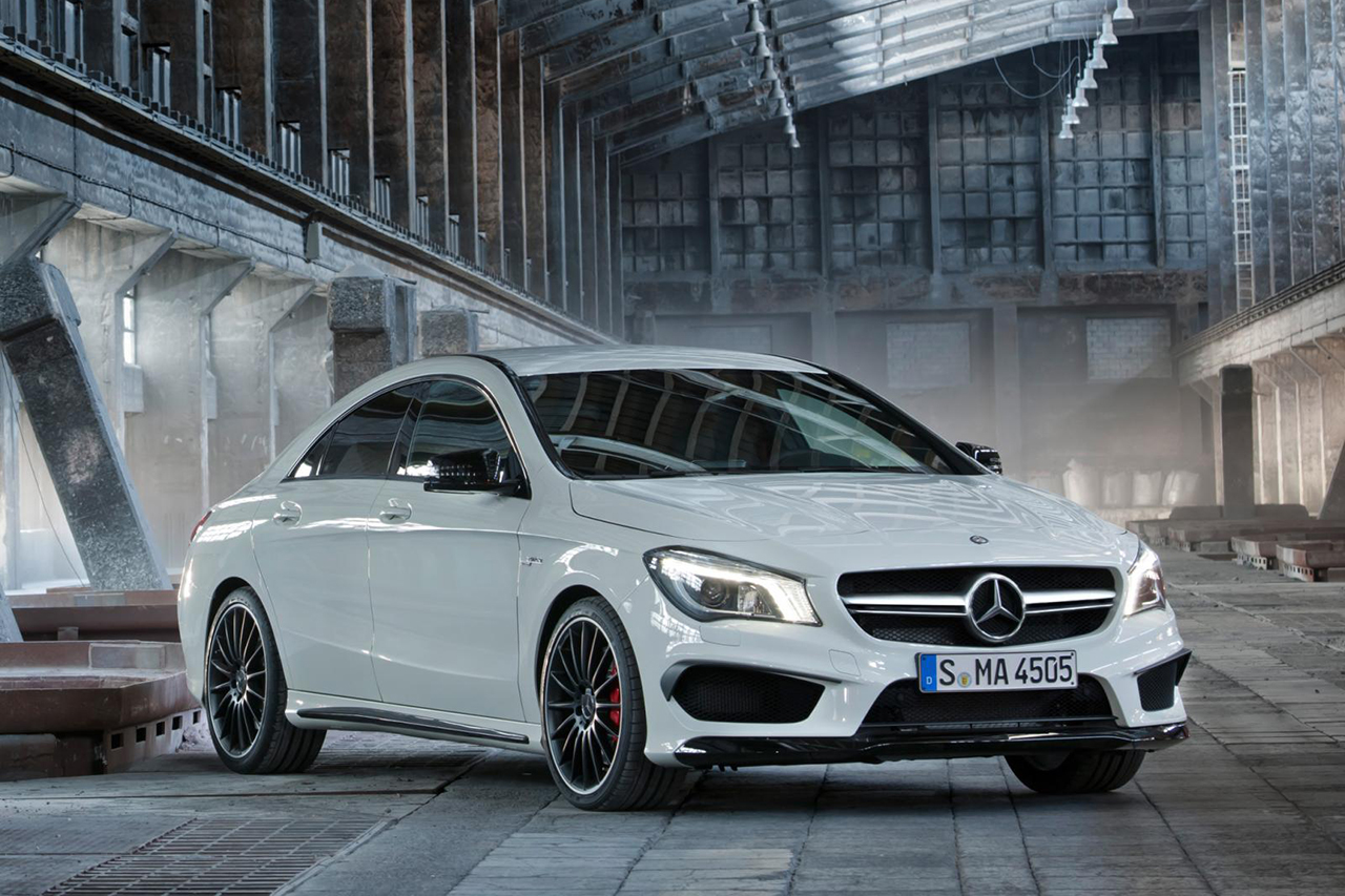 2014 mercedes benz cla 45 amg hypebeast for Mercedes benz amg cla 45