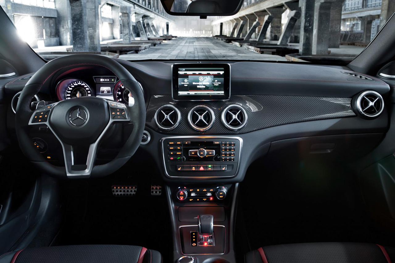 Image of 2014 Mercedes-Benz CLA 45 AMG