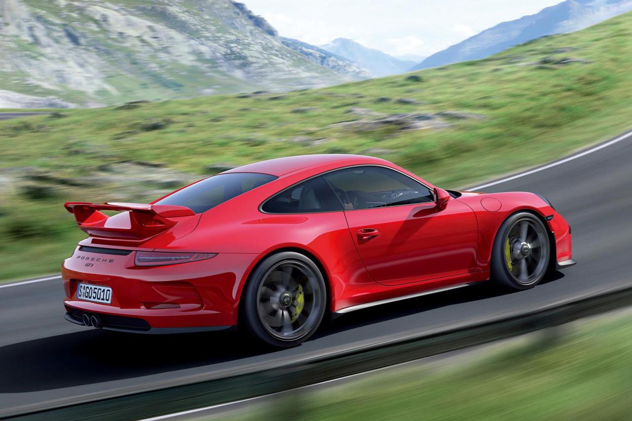 Image of 2014 Porsche 911 GT3