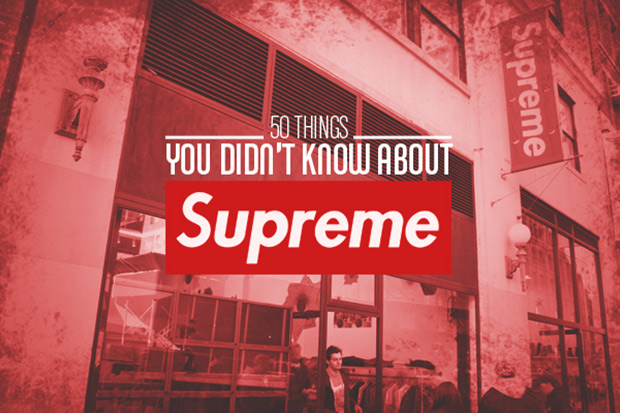 Image of Complex Breaks Down 50 Things You Didn't Know About Supreme