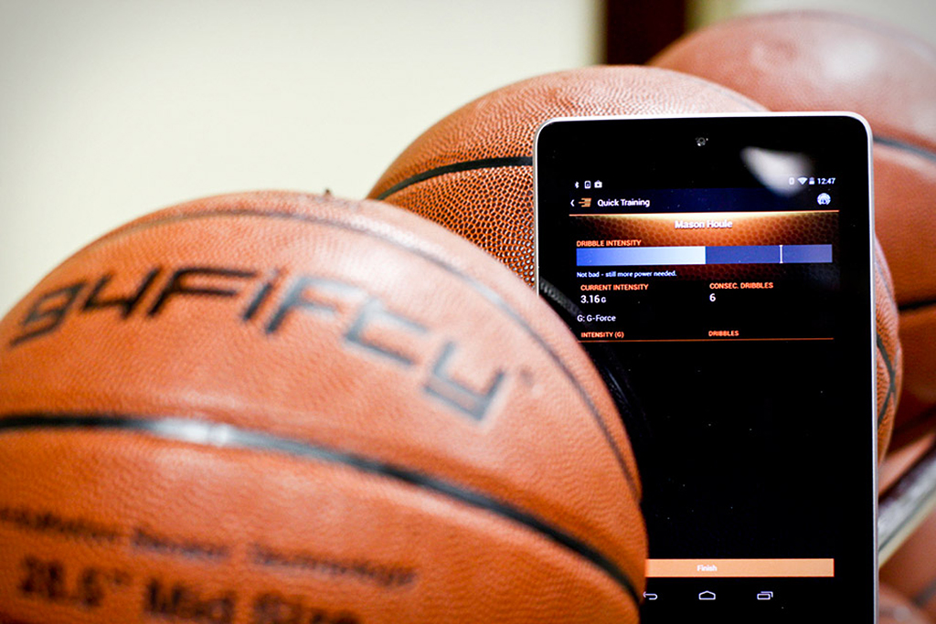 Image of 94Fifty Bluetooth Basketball