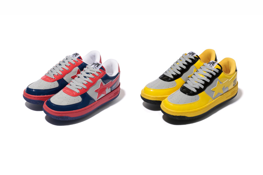 Image of A Bathing Ape x Transformers Prime Patent BAPE STA