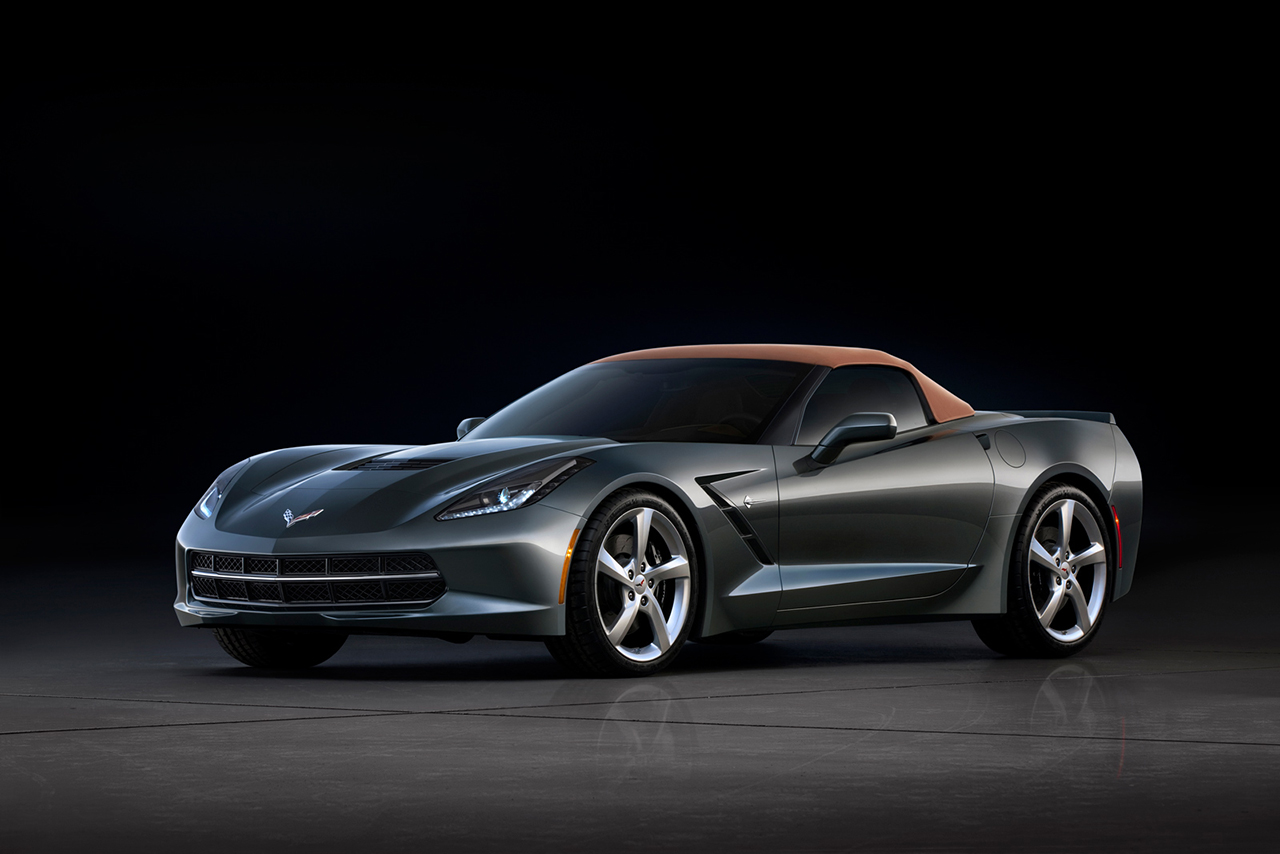 Image of A Look At the 2014 Chevrolet Corvette Stingray Convertible