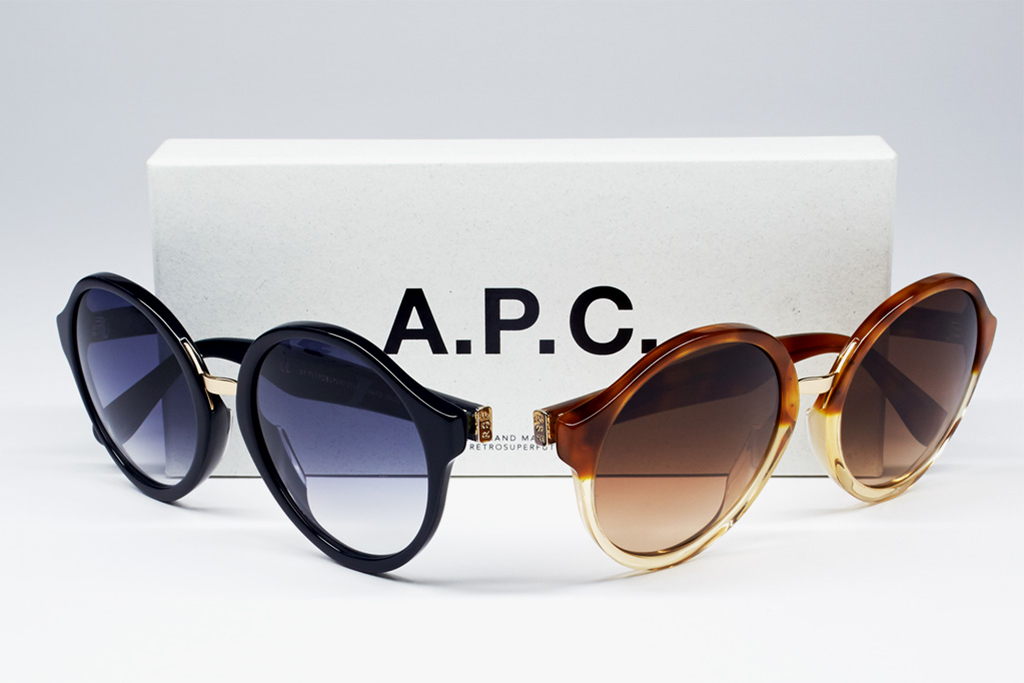 Image of A.P.C. x SUPER 2013 Spring/Summer Eyewear Collection
