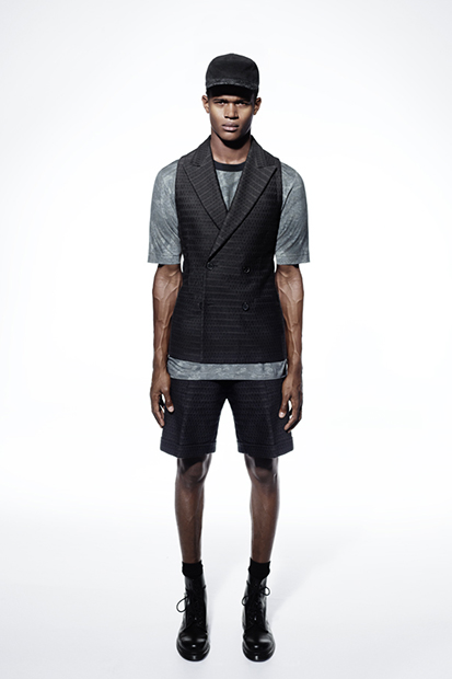 Image of A. Sauvage 2013 Spring/Summer Lookbook