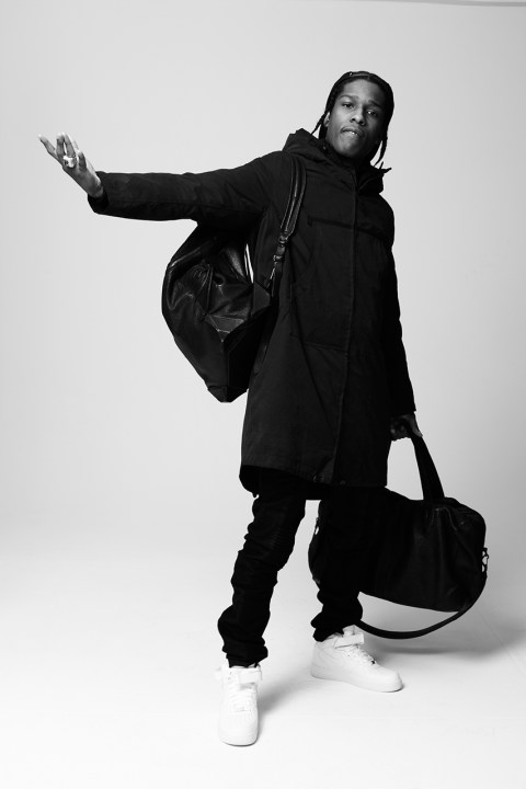 Image of A$AP Rocky Outtakes – HYPEBEAST Magazine Issue 4: The Archetype Issue