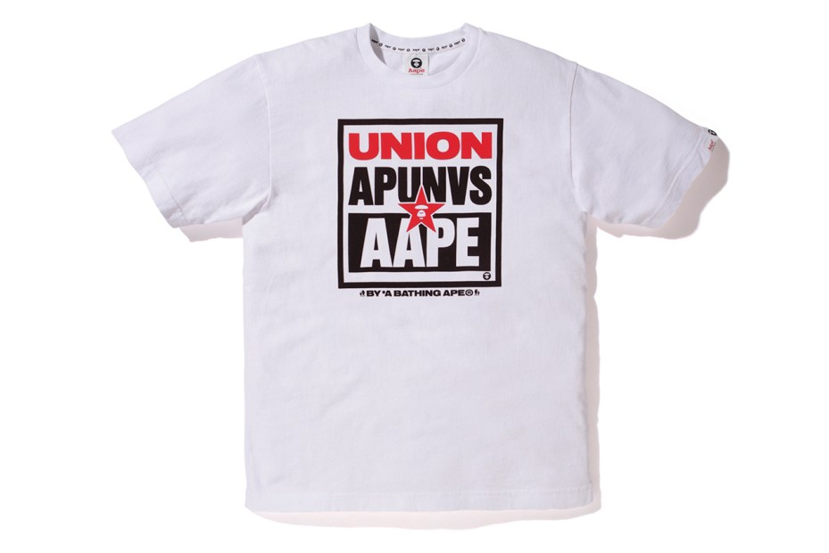 Image of AAPE by A Bathing Ape 2013 Spring/Summer Collection
