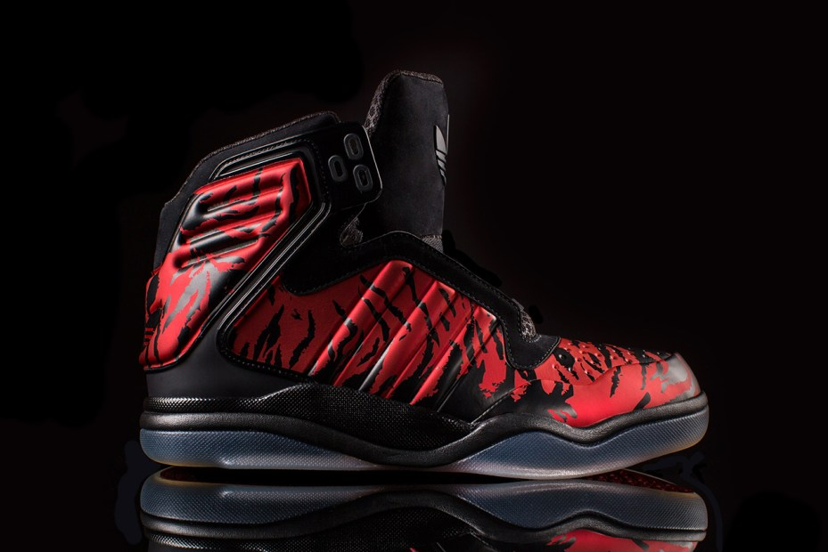 "Image of adidas Originals TS Lite AMR ""Heat of the Bull"""