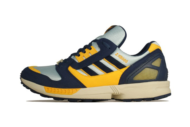 "Image of adidas Originals ZX 8000 ""Dawn Blue"""