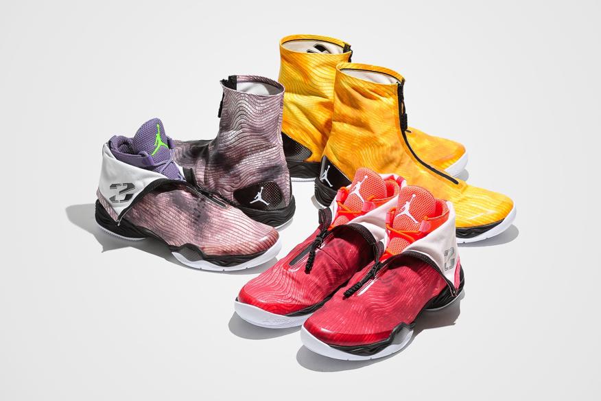 Image of Air Jordan XX8 New Colorways