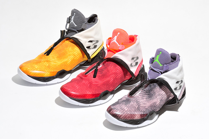 Image of Air Jordan XX8 New Colorways