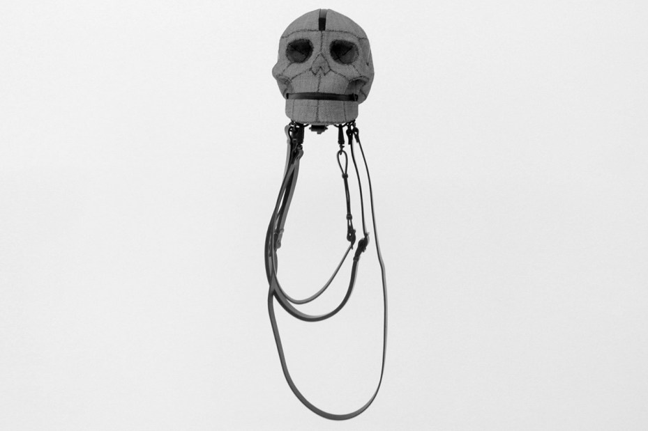 Image of Aitor Throup's NEW OBJECT RESEARCH: Shiva Skull Bag Installation Event Recap @ H. Lorenzo