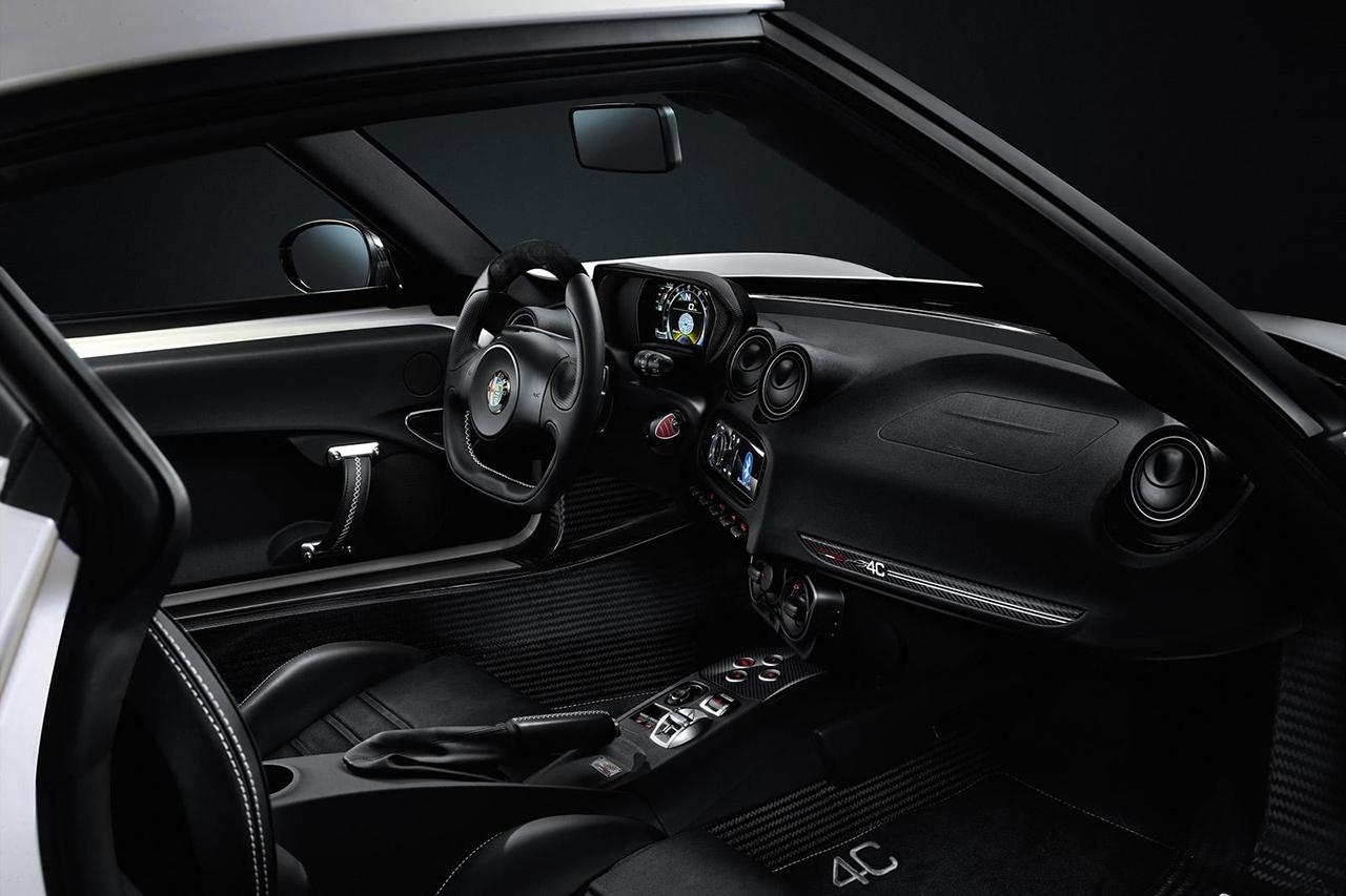 Image of Alfa Romeo 4C Launch Edition
