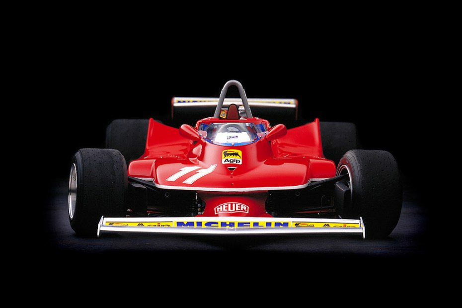 Image of Andy Mathews 1/12th Scale F1 Models