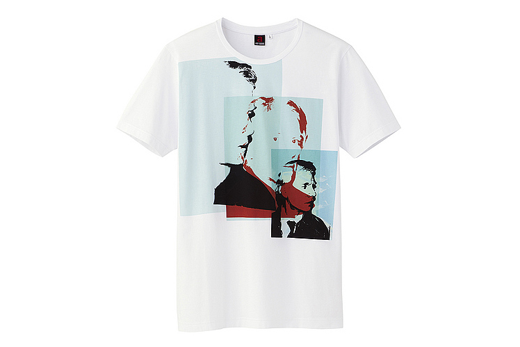 "Image of Andy Warhol x Uniqlo 2013 Spring/Summer ""UT"" Collection"