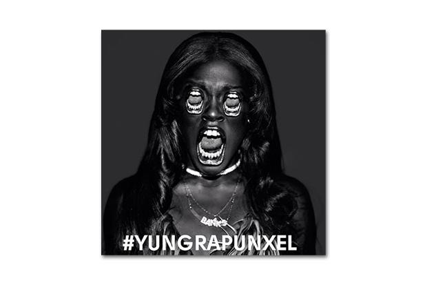 Image of Azealia Banks - Yung Rapunxel