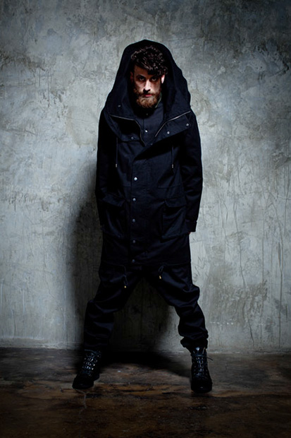 "Image of B:SCOTT 2013 Fall/Winter ""Self Made Man"" Lookbook"
