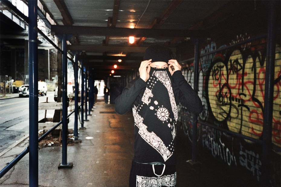 Image of Black Scale 2013 Spring/Summer Editorial by Relapse Magazine