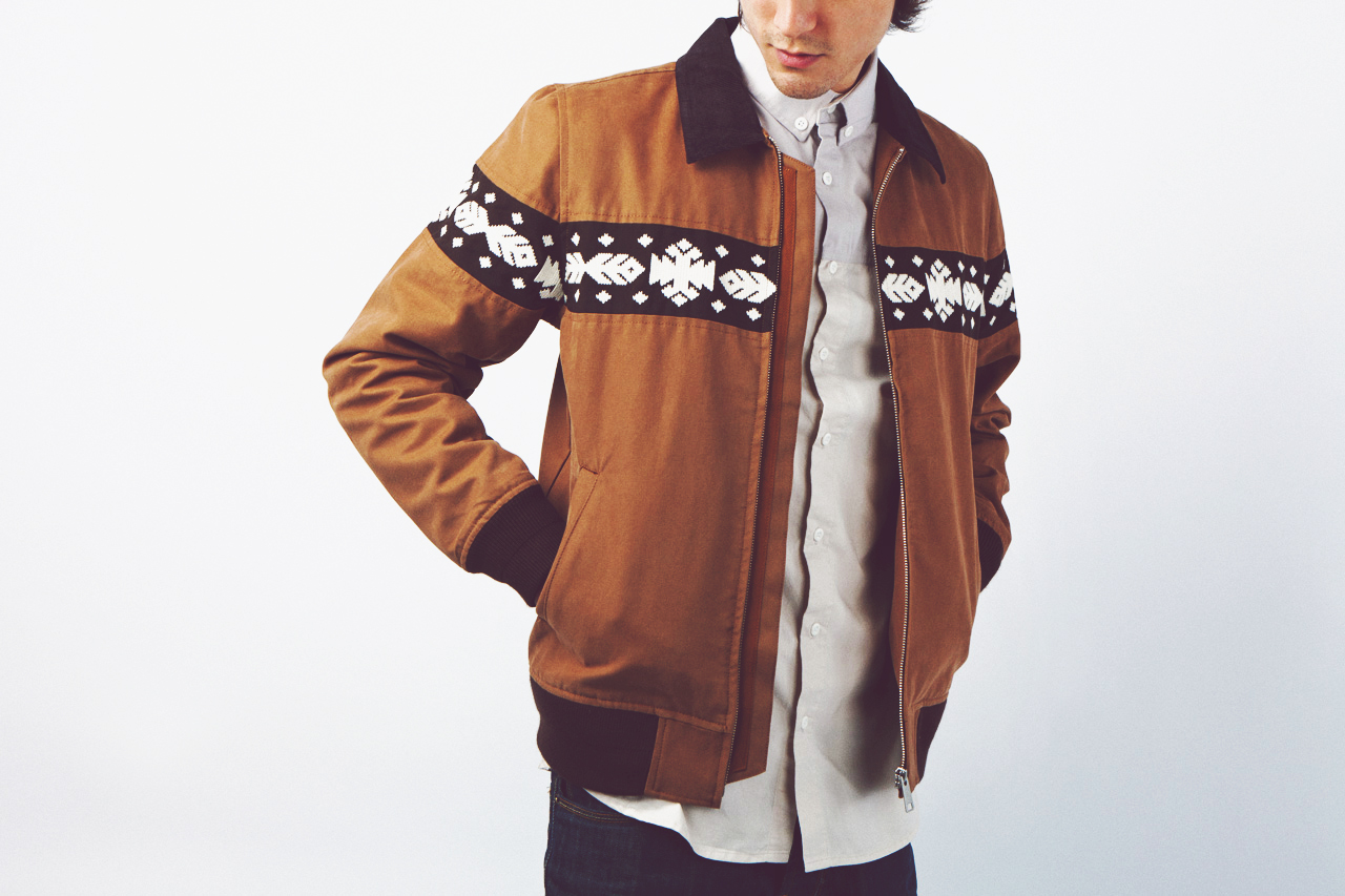 Image of Carhartt Heritage 2013 Spring/Summer Dozier Bomber