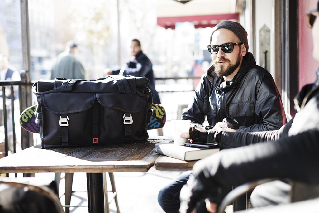 Image of Chrome Industries Presents a Trio of New American-Made Bags