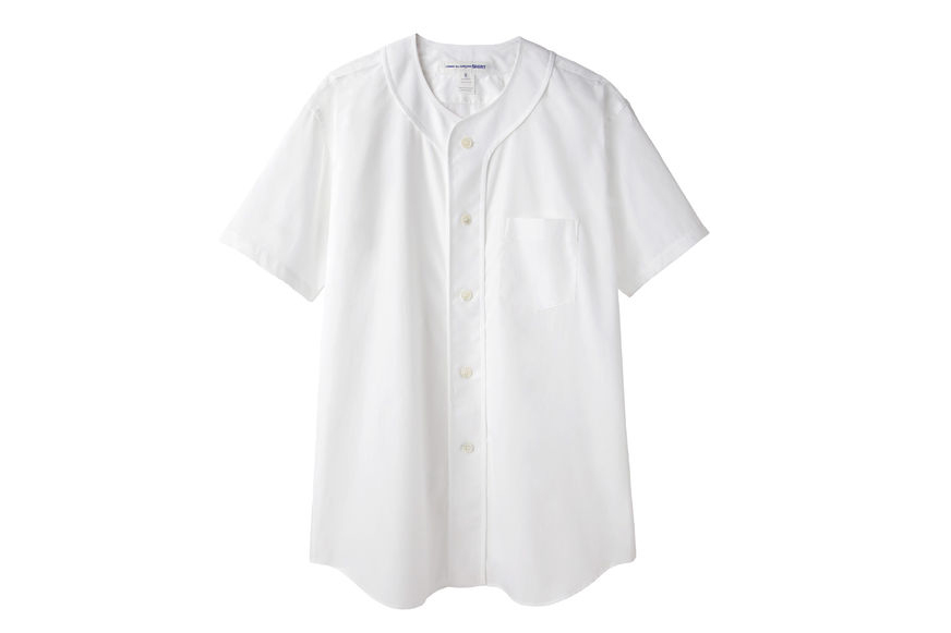 Image of COMME des GARCONS SHIRT 2013 Spring/Summer Baseball Shirt