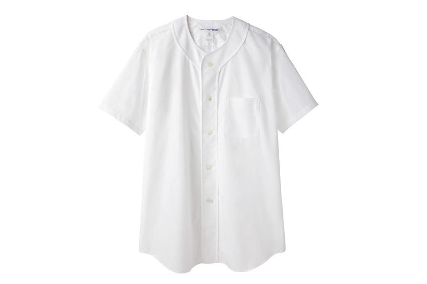 Image of COMME des GARCONS SHIRT 2013 Spring/Summer Baseball Shirt